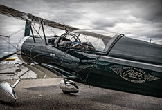 Pitts Model 12 Stunt Plane Royalty Free Stock Image