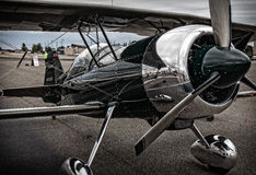 Pitts Model 12 Stunt Plane Royalty Free Stock Image