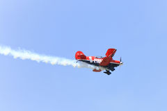Pitts Special 2B Stock Image
