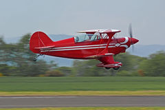 Pitts Special-Doppeldecker Stockfotos