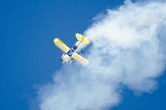 Pitts in vertical stall turn Royalty Free Stock Images