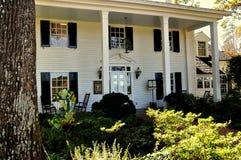 Pittsboro, NC: Fearrington House Hotel Stock Photos
