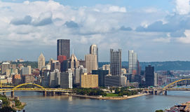 Pittsburgh. Stockfoto