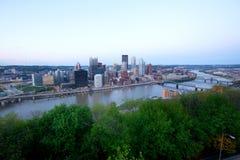 Pittsburgh stock photo