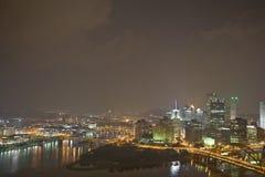 Pittsburgh Imagem de Stock