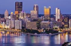 Pittsburgh fotografia royalty free