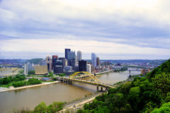 Pittsburgh, Stock Foto