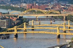 pittsburgh Photos libres de droits