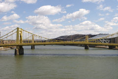 Pittsburgh Bridges Stock Images