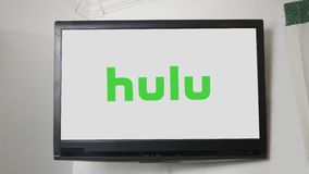 PITTSBURGH - Circa October 20 2018 - TV Channel Logo series - Hulu
