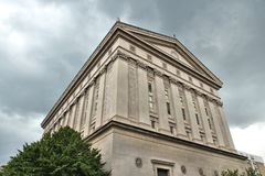 University of Pittsburgh. Pittsburgh city, Pennsylvania. University of Pittsburgh Alumni Hall. Former Masonic temple royalty free stock photos