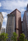Pittsburgh-Gebäude Lizenzfreie Stockfotografie