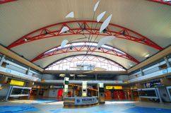 PIttsburgh International Airport Royalty Free Stock Photos