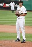Pittsburgh kapert Krug Steven Jackson Stockfotos