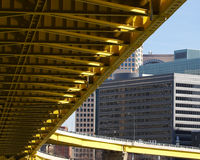 Pittsburgh, PA imagem de stock royalty free