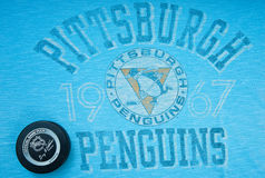 Pittsburgh Penguins Photo libre de droits