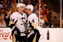 Pittsburgh Penguins d'Orpik #44 de ruisseaux Photo libre de droits