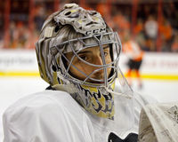 Pittsburgh Penguins Goalie Marc-Andre Fleury Stock Photo