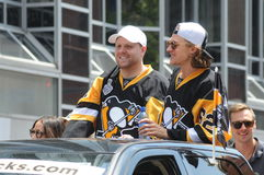 Pittsburgh Penguins Stanley cup victory parade June 2016 Stock Photos