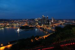 Pittsburgh Stock Photography