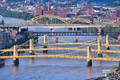 Pittsburgh Royalty Free Stock Image