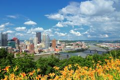 Pittsburgh Stock Photo