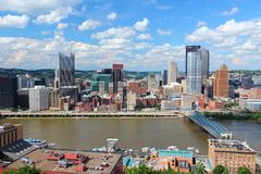 Pittsburgh Royalty Free Stock Photo