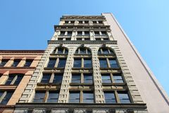 Pittsburgh. Pennsylvania - city in the USA. Old architecture royalty free stock images