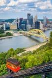 Pittsburgh, Pennsylvania, de V.S. royalty-vrije stock foto