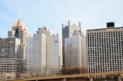 Pittsburgh, Pennsylvania Royalty Free Stock Images