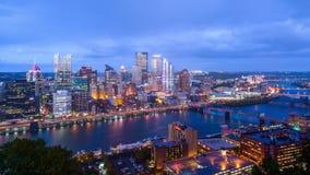 Pittsburgh, Pennsylvania, USA stock video footage