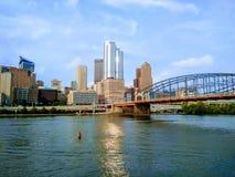 Pittsburgh Pennsylvanie photos libres de droits