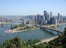 Pittsburgh, Pensilvânia Foto de Stock Royalty Free