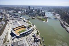 Pittsburgh, Pensilvania. Immagini Stock
