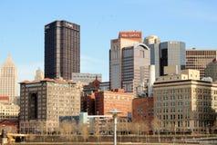 Pittsburgh, Pensilvania Fotografie Stock Libere da Diritti