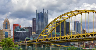 Pittsburgh, Pensilvania Immagine Stock