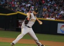 Pittsburgh Pirates pitcher Stock Image