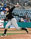 Pittsburgh Pirates Prospect Braedon Ogle.  Royalty Free Stock Photography