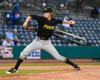 Pittsburgh Pirates Prospect Braedon Ogle.  Stock Photography
