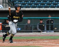Pittsburgh Pirates Prospect Calvin Mitchell. #34 Royalty Free Stock Image