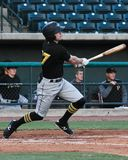 Pittsburgh Pirates Prospect Chris Ryan. #27 Stock Photos
