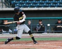 Pittsburgh Pirates Prospect Chris Ryan. #27 Royalty Free Stock Photography