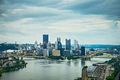 Pittsburgh S Fotografia Stock Libera da Diritti