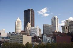 Pittsburgh S.U.A. Fotografia Stock Libera da Diritti