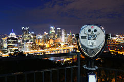 Pittsburgh Sightseeing stock photography