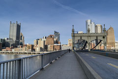 Pittsburgh Skyline Stock Images