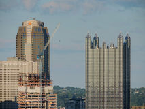 Pittsburgh Skyline Royalty Free Stock Images