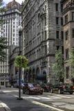 Pittsburgh stadsgata royaltyfri bild