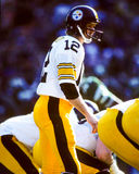 Pittsburgh Steelers Terrys Bradshaw Stockfotografie