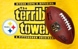 Pittsburgh Steelers Royalty Free Stock Photos